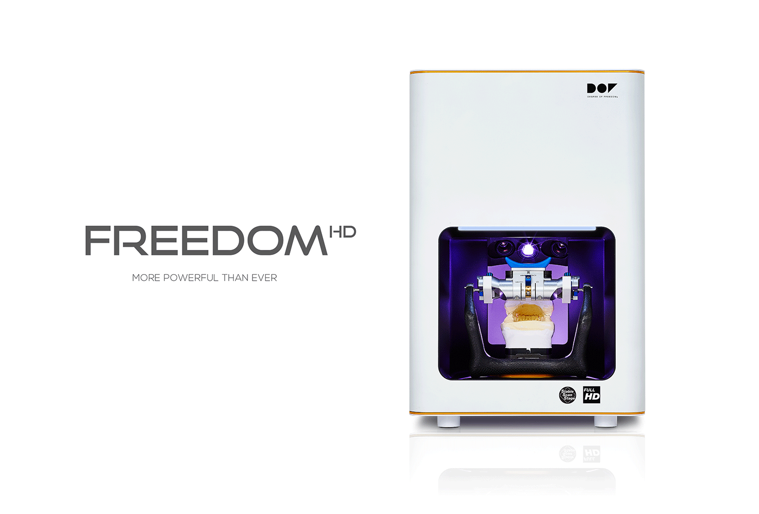 FREEDOM HD - MORE POWERFUL THAN EVER